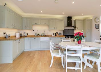 Thumbnail 4 bed semi-detached house for sale in Cricketers Lane, Windlesham
