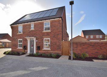 Thumbnail 3 bed semi-detached house to rent in Marius Grove, Fairfields, Milton Keynes