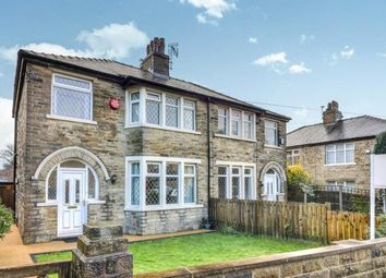 Thumbnail 3 bed semi-detached house for sale in Savile Drive, Halifax, West Yorkshire