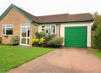 Thumbnail 3 bed bungalow for sale in Melhuish Close, Witheridge, Tiverton