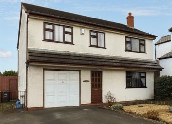 Thumbnail 4 bed detached house for sale in Mold Road, Ewloe, Deeside, Flintshire