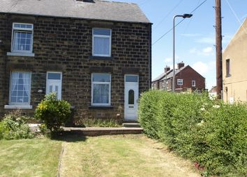 Thumbnail 2 bed end terrace house to rent in Snydale Road, Cudworth, Barnsley