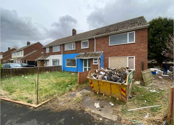 Thumbnail Block of flats for sale in Talbot Road, Immingham, South Humberside