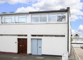 Thumbnail 3 bed end terrace house for sale in Combe Avenue, London