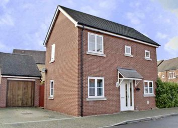Thumbnail 2 bed detached house for sale in Basswood Drive, Basingstoke