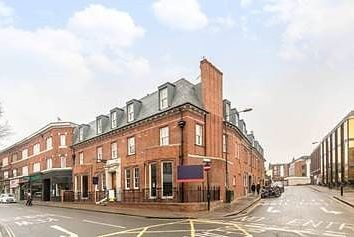 Thumbnail 2 bed flat for sale in Red Lion Street, Richmond