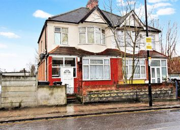 Thumbnail 3 bed semi-detached house for sale in Lordship Lane, London