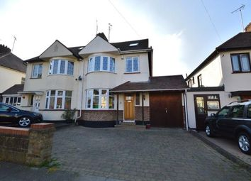 Thumbnail 4 bedroom semi-detached house for sale in Southend-On-Sea, Essex