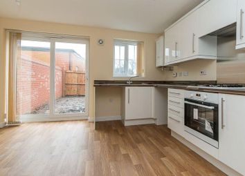 Thumbnail 3 bed town house for sale in Mulberry Close, Ormskirk