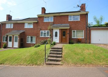 Thumbnail 3 bedroom terraced house for sale in King Arthurs Road, Beacon Heath, Exeter