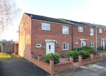 Thumbnail 3 bedroom end terrace house for sale in Millriggs, Corby Hill, Carlisle