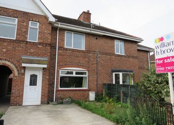 3 bed terraced house for sale in Galway Road, Bircotes, Doncaster DN11