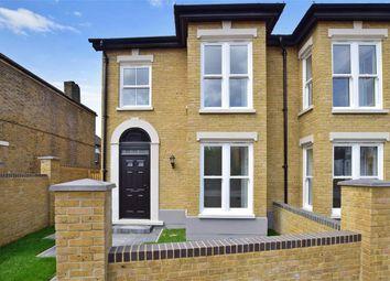 Thumbnail 4 bedroom semi-detached house for sale in Pelham Road, The Quadrant, Gravesend, Kent