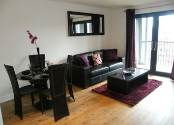 Thumbnail 1 bed flat to rent in Hub, Clive Passage, Snowhill, Birmingham