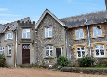 Thumbnail 3 bed flat for sale in Old Westhall Close, Warlingham