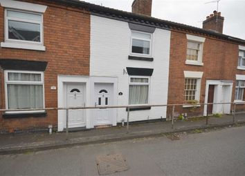 Thumbnail 2 bed terraced house for sale in Cross Street, Stone