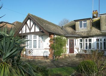 Thumbnail 4 bed semi-detached bungalow for sale in Elmroyd Avenue, Potters Bar