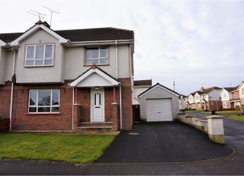 Thumbnail 4 bed semi-detached house for sale in Spring Meadows, Coleraine