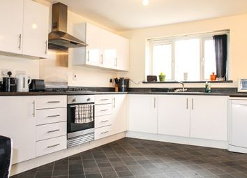 Thumbnail 4 bedroom detached house for sale in Stanley Close, Corby