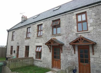 Thumbnail 3 bed terraced house to rent in Grove Road, Portland, Dorset
