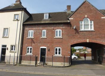 Thumbnail 3 bed town house for sale in St. Leonards Avenue, Blandford Forum
