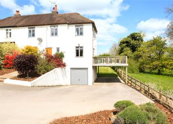 Thumbnail 3 bed semi-detached house for sale in Whitelands, Midlington Road, Droxford