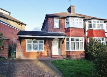 Thumbnail 4 bed semi-detached house to rent in Abbotsford Gardens, Woodford Green