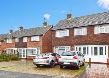 3 bed semi-detached house for sale in Almond Drive, Swanley, Kent BR8