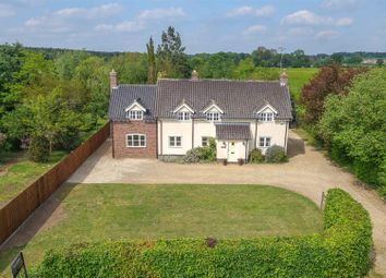 Thumbnail 5 bedroom detached house for sale in Culford, Bury St. Edmunds