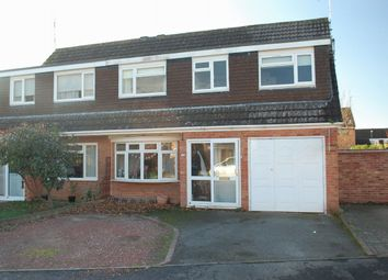Thumbnail 4 bed semi-detached house for sale in Weatheroak Road, Alcester