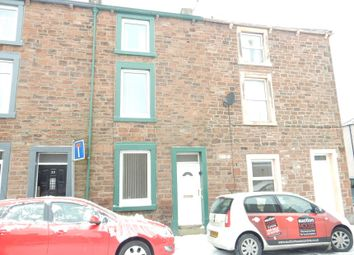 Thumbnail 1 bed terraced house for sale in 27 Ellenborough Old Road, Maryport, Cumbria