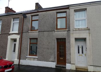 Thumbnail 3 bed terraced house for sale in 45 Dillwyn Street, Llanelli, Carmarthenshire