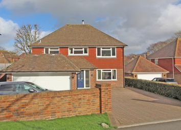 4 bed detached house for sale in Upper Ratton Drive, Ratton, Eastbourne BN20