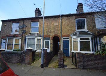Thumbnail 1 bedroom flat to rent in Silver Street, Woodston, Peterborough