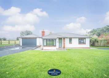 Thumbnail 3 bed detached bungalow for sale in Rugby Road, Brandon, Coventry