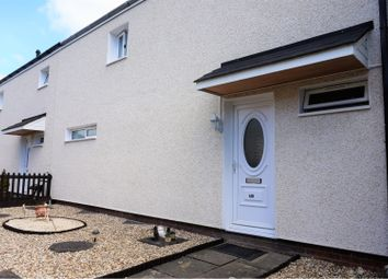 Thumbnail 3 bed terraced house for sale in Lon Gwern, Newtown