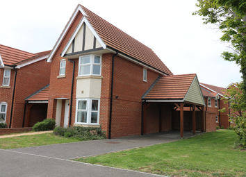 Thumbnail 3 bed link-detached house to rent in Kings Avenue, Ashford