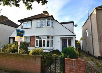 Thumbnail 3 bedroom semi-detached house for sale in Southend-On-Sea, Essex