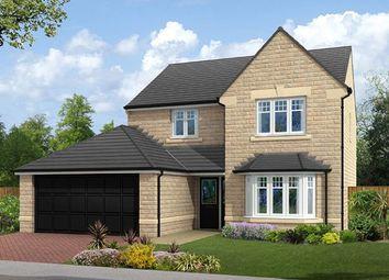 "Thumbnail 4 bed detached house for sale in ""The Ingleton"" at Roes Lane, Crich, Matlock"