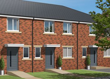 Thumbnail 3 bedroom town house for sale in Plot 2, West Street, Darfield, Barnsley