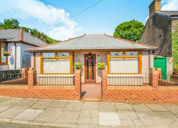 Thumbnail 4 bed detached bungalow for sale in Wellington Street, Tongwynlais, Cardiff