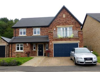 Thumbnail 5 bed detached house for sale in Fraser Road, Shotley Bridge