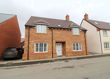 Thumbnail 4 bed detached house for sale in Cotts Field, Haddenham, Aylesbury
