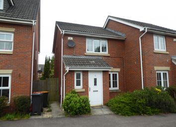 Thumbnail 2 bed end terrace house to rent in Brigantine Drive, St. Brides Wentlooge, Newport