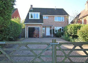 Thumbnail 4 bed detached house for sale in North Lane, Nomansland, Salisbury