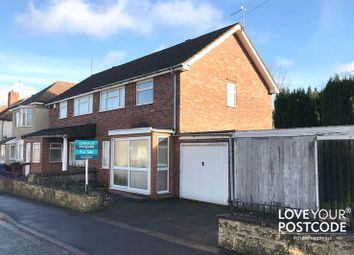 Thumbnail 3 bedroom semi-detached house for sale in Titford Road, Oldbury
