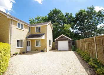 Thumbnail 4 bed detached house to rent in Sawyers Close, Minety, Malmesbury