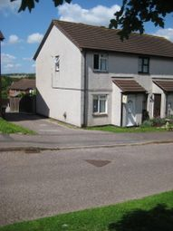 Thumbnail 2 bedroom end terrace house to rent in Hawthorn Way, Alphington, Exeter