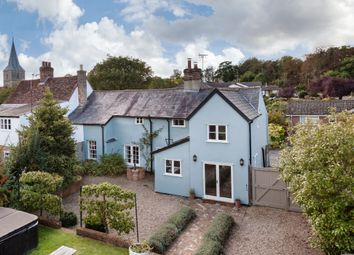 Thumbnail 5 bed cottage for sale in Church Street, Ickleton, Saffron Walden
