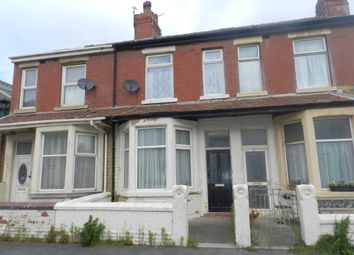 Thumbnail 2 bed terraced house to rent in Haig Road, Blackpool